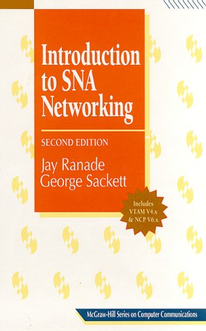Book Cover Introduction to SNA Networking (McGraw-Hill Series on Computer Communications)