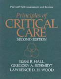 Book Cover Principles of Critical Care: PreTest Self-Assessment and Review