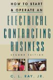 Book Cover How to Start and Operate an Electrical Contracting Business (Electronics)