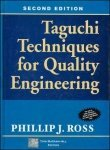 Book Cover Taguchi Techniques for Quality Engineering: Loss Function, Orthogonal Expiriments, Parameter and Tolerance Design