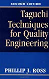 Book Cover Taguchi Techniques for Quality Engineering