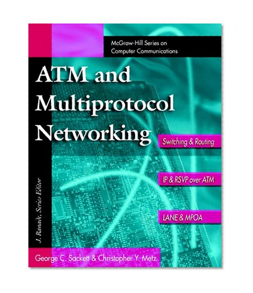 Book Cover ATM and Multiprotocol Networking