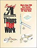 Book Cover The Best of SAIL Magazine's Things That Work: 200 Sea-Tested Improvements for Your Boat