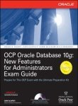 Book Cover OCP ORACLE DATABASE 10G
