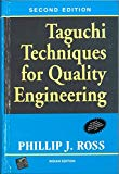 Book Cover Taguchi Techniques for Quality Engineering 2ED