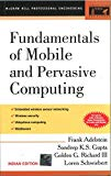 Book Cover Fundamentals of Mobile & Pervasive Computing 1ED
