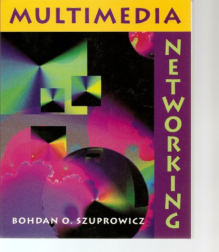 Book Cover Multimedia Networking