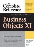 Book Cover [BusinessObjects XI : The Complete Reference: Release 2] [by: Cindi Howson]