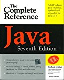 Book Cover Java The Complete Reference, Seventh Edition (Osborne Complete Reference Series)