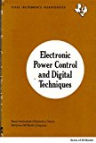 Book Cover Electronic power control and digital techniques (Texas Instruments electronics series)