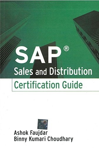 Book Cover SAP Sales & Distribution Certification Guide