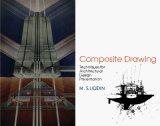 Book Cover Composite Drawing: Techniques for Architectural Design Presentation