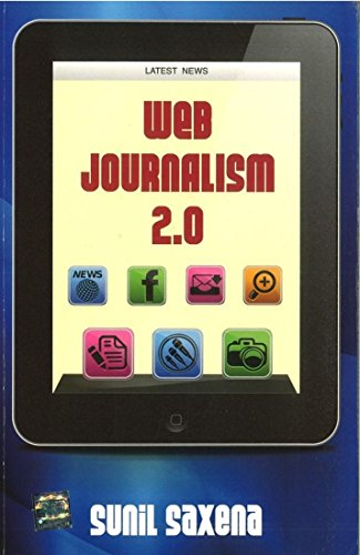 Book Cover Web Journalism 2.0