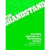 Book Cover Grandstand Accounting: Application for a Merchandising Business, Computerized Version