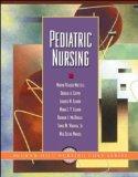 Book Cover Pediatric Nursing