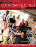 Book Cover Understanding Canadian Business