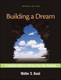 Book Cover Building a Dream: A Canadian Guide to Starting Your Own Business (7th Edition)