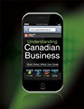 Book Cover Understanding Canadian Business, 7th Cdn Edition [Hardcover] by Nickels, William