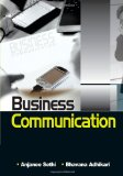 Book Cover Business Communication: 1E