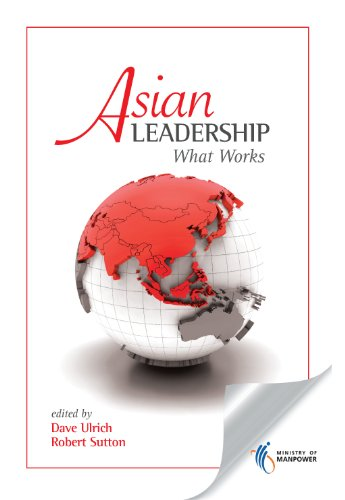 Book Cover Asian Leadership: What Works