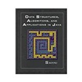 Book Cover Data Structures, Algorithms, and Applications in Java