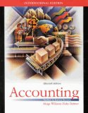 Book Cover Accounting: The Basis for Business Decisions