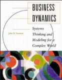 Book Cover Business Dynamics: Systems Thinking and Modeling for a Complex World [With CDROM]