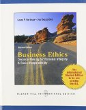 Book Cover Business Ethics: Decision-Making for Personal Integrity and Social Responsibility