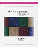 Book Cover Risk Management and Insurance (Asia Higher Education Business & Economics Finance)