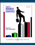 Book Cover Complete Business Statistics