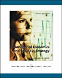 Book Cover Managerial Economics and Business Strategy: With Data Disk