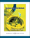 Book Cover Business Research Methods (McGraw-Hill/Irwin Series. Operation)