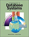 Book Cover Introduction to Database Systems