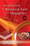 Book Cover Introduction to Business Law in Singapore 3e