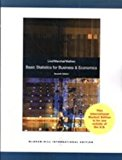 Book Cover Basic Statistics for Business and Economics, 7th ed.