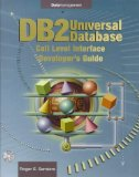 Book Cover DB2 Universal Database Call-Level Interface (Cli) Developer's Guide: Call Level Interface Cli Developer's Guide (Data Management Series)