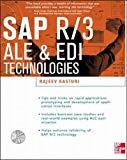 Book Cover Sap R/3 Ale & Edi Technologies (Sap Technical Expert Series)