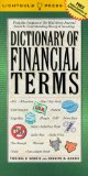 Book Cover Dictionary of Financial Terms