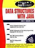 Book Cover Schaum's Outline of Data Structures with Java