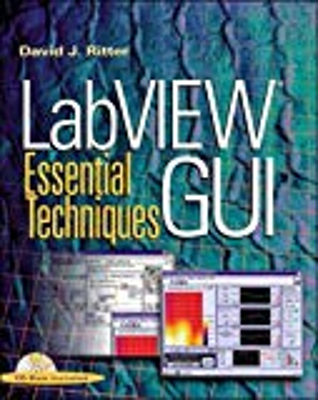 Book Cover LabVIEW GUI: Essential Techniques