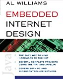 Book Cover Embedded Internet Design (TAB Electronics Technical Library)