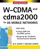 Book Cover W-CDMA and cdma2000 for 3G Mobile Networks