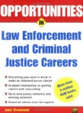 Book Cover Opportunities in Law Enforcement and Criminal Justice Careers Rev. Ed.