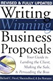 Book Cover Writing Winning Business Proposals: Your Guide to Landing the Client, Making the Sale and Persuading the Boss