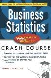 Book Cover Schaum's Easy Outline of Business Statistics