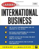 Book Cover Careers in International Business