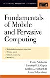 Book Cover Fundamentals of Mobile and Pervasive Computing