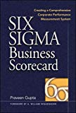 Book Cover Six Sigma Business Scorecard : Creating a Comprehensive Corporate Performance Measurement System