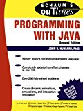 Book Cover Schaum's Outline of Programming with Java
