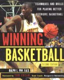 Book Cover Winning Basketball, 2nd Edition : Techniques and Tips for Playing Better Offensive Basketball